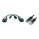 Адаптер LogoVision HDE USB over Cat5/5e/6 Extension Cable RJ45 для телесуфлера